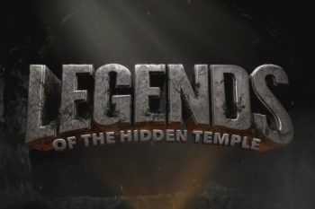The trailer for the 'Legends of the Hidden Temple' movie — yes, movie — is so exciting