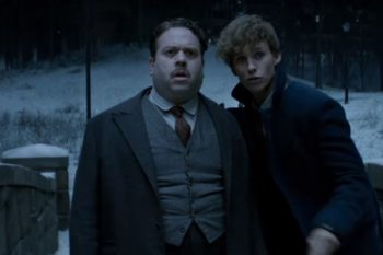 "There's a new ""Fantastic Beasts and Where to Find Them"" trailer and we're officially freaking out"