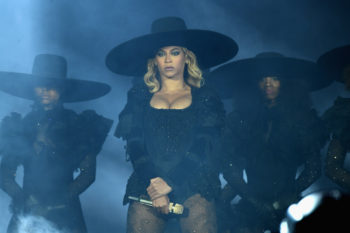 Here's a video of someone playing Pokémon GO while Beyoncé was literally feet away from her