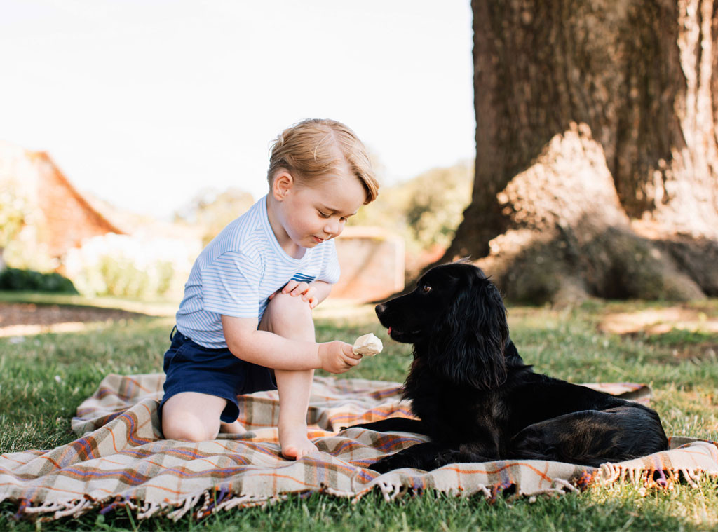 FYI: You can buy a grown-up version of Prince George's birthday t-shirt for about $13