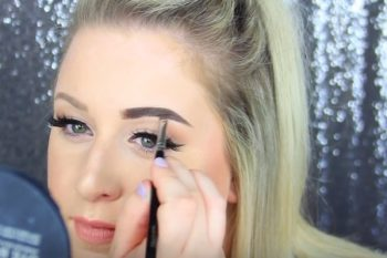 The latest 100-layer beauty video is all about eyebrows, because of course it is