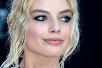 Margot Robbie gives us all the kimono dreams forever with this low-key summer look