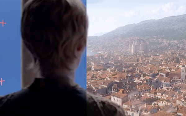 """This """"Game of Thrones"""" visual effects reel is just really friggin' impressive"""