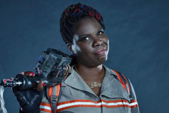 """Ghostbusters"" star Leslie Jones is a total fashion queen, and you didn't even realize it"