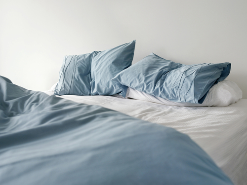 OMG: The color of your sheets might be attracting bed bugs