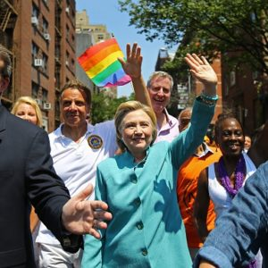 Everything you need to know about the Democratic party's most inclusive LGBT platform ever