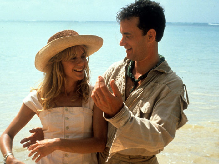 omg theres a meg ryan and tom hanks reunion in her new movie
