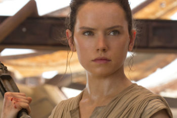 Daisy Ridley reminds us all to embrace our freckles with this one photo
