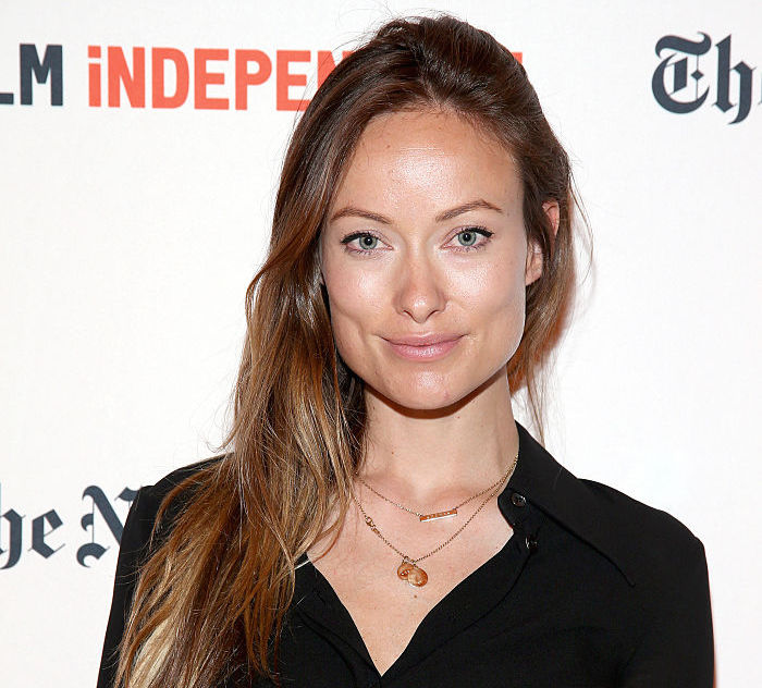 Olivia Wilde's pregnancy look is giving us major Princess Belle vibes