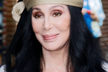 "The ""I'm with Cher"" campaign is the political movement we can really get behind"