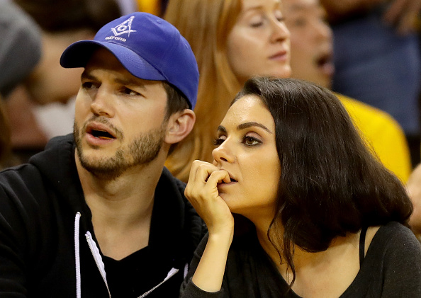 "Here's some adorably awkward photos of Mila Kunis and Ashton Kutcher from when they were ""just friends"""