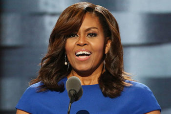 Michelle Obama's DNC speech will have you crying actual tears
