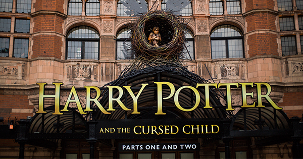 """Harry Potter and the Cursed Child"" has already broken this amazing record"