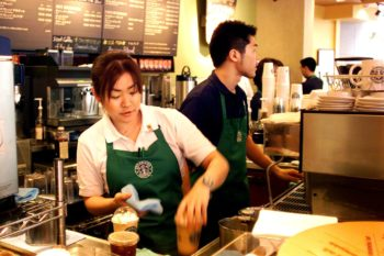 Starbucks is changing its uniforms and the new looks are crazy surprising