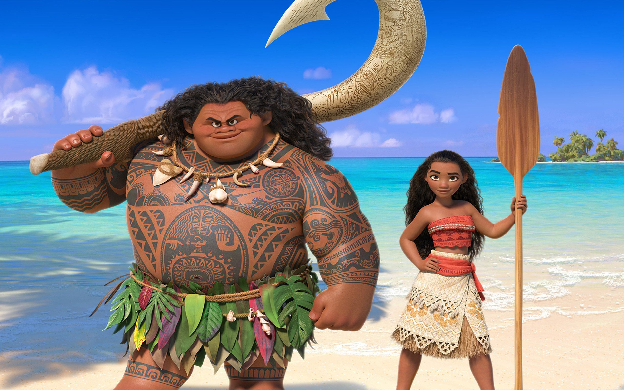 "Get ready, an iconic pop star has just joined the cast of ""Moana"""