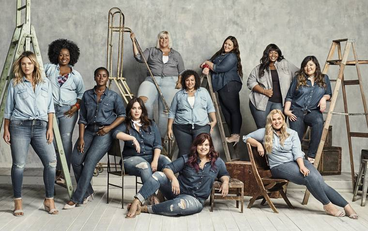 Torrid's new denim ad shows just how far the fashion world has come