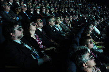 You can now watch movies in 3D without the glasses