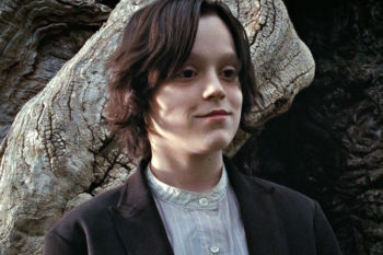 """Harry Potter's"" young Severus Snape is now a total hottie"