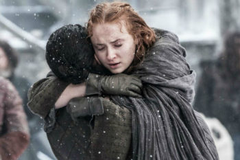 "How Sophie Turner feels about a Sansa and Jon romance on ""Game of Thrones"" may shock you"