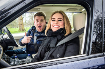Carpool karaoke is getting its own show, but there's one major change