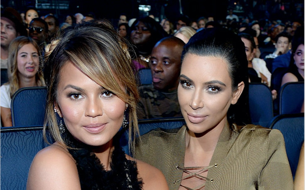Chrissy Teigen and Kim Kardashian admitted something surprising about their wedding days