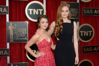 Maisie Williams and Sophie Turner's funny tweets remind us how close these BFFs are IRL