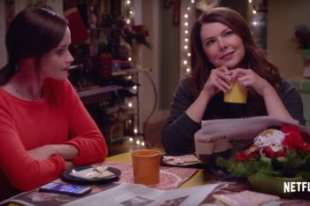 "The first trailer for ""Gilmore Girls: A Year in the Life"" is here, and everything is beautiful"