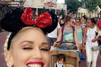 Gwen Stefani's fun-filled day at Disneyland with her kids gives us serious #momgoals