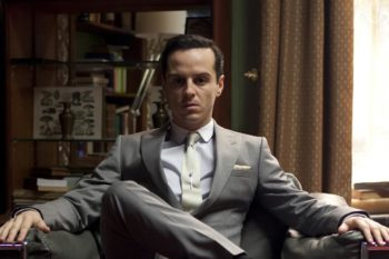 "Whoa! Moriarty from ""Sherlock"" is unrecognizable in real life"