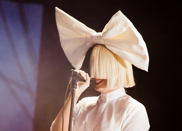 "Sia has a brand new song out and it might be ""The Greatest"""