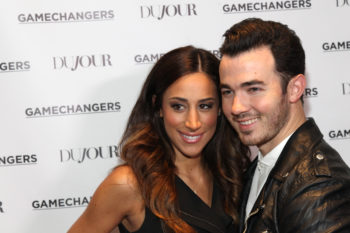 Danielle Jonas just posted her first baby bump snap on Instagram and of course it's the cutest