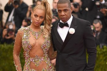 Beyoncé just posted the most relatable marriage pic of all time