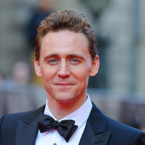 """Tom Hiddleston is this year's recipient of the """"Rear of the Year"""" award!"""