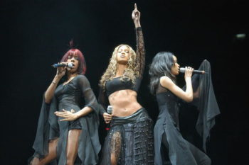 Um, why didn't we know that Destiny's Child had a new Top 10 song last year?!?!