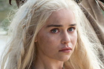 "The subtly clever detail no one noticed about Daenerys' necklace on ""Game of Thrones"""