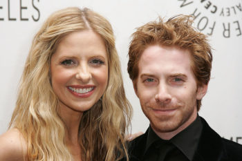 "Sarah Michelle Gellar and Seth Green were both in this commercial 17 years before ""Buffy"""