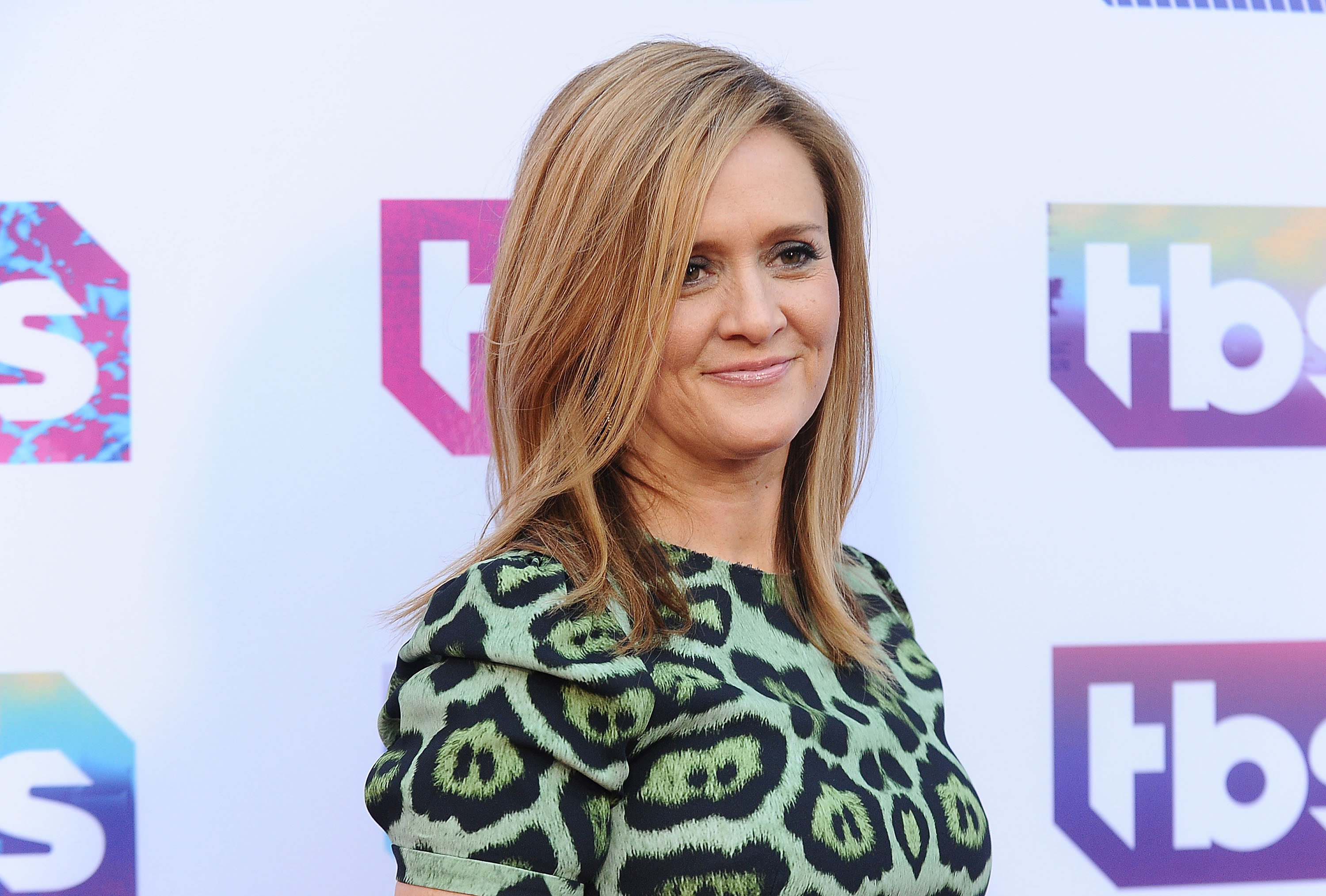 Samantha Bee awesomely called out her own network for a sexist tweet and totally won