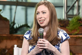 Chelsea Clinton calls out Ivanka Trump on equal pay for women like it ain't no thang