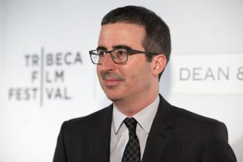John Oliver answers Lorelai Gilmore's most pressing question and gives us heart eyes