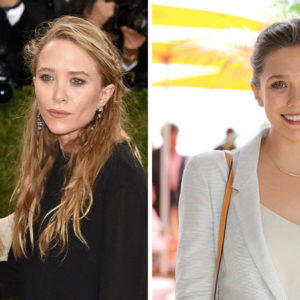 Can we have everybody's attention: We have officially reached peak Olsen