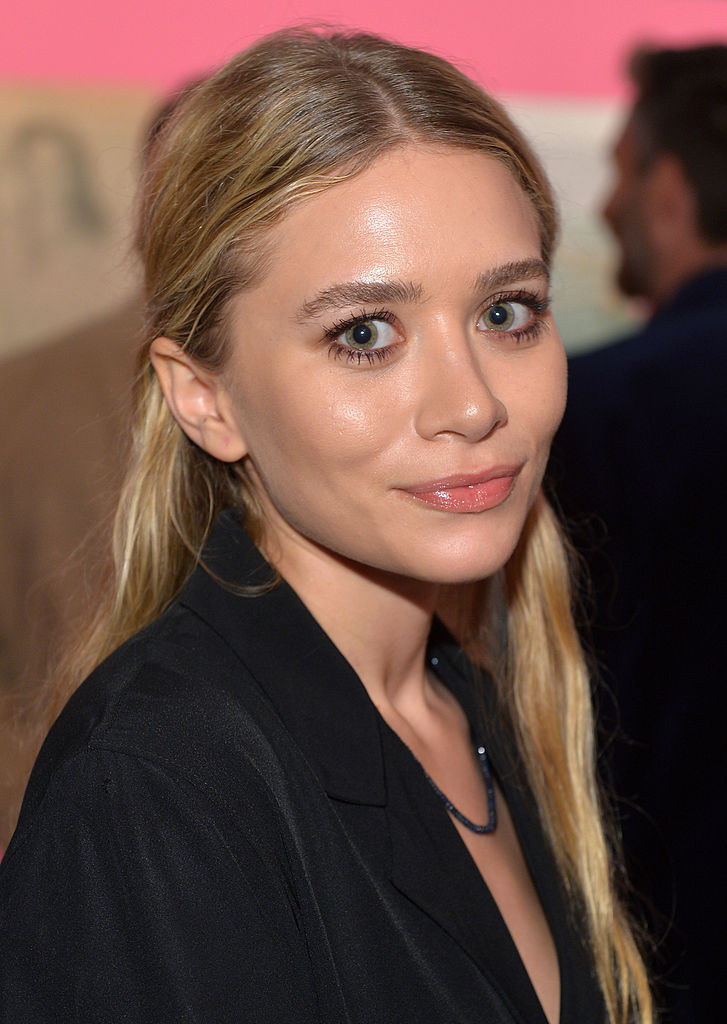 Ashley Olsen's dyed her hair the summer shade we've always dreamed of