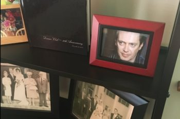 This teenager put Steve Buscemi in his family pictures to see if anyone would notice