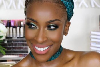 An amazing YouTuber is challenging makeup artists to only use black owned cosmetics brands in their tutorials
