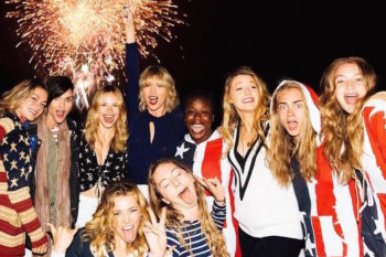 Cara Delevigne tried to prank Taylor Swift's squad and Tom Hiddleston was amused