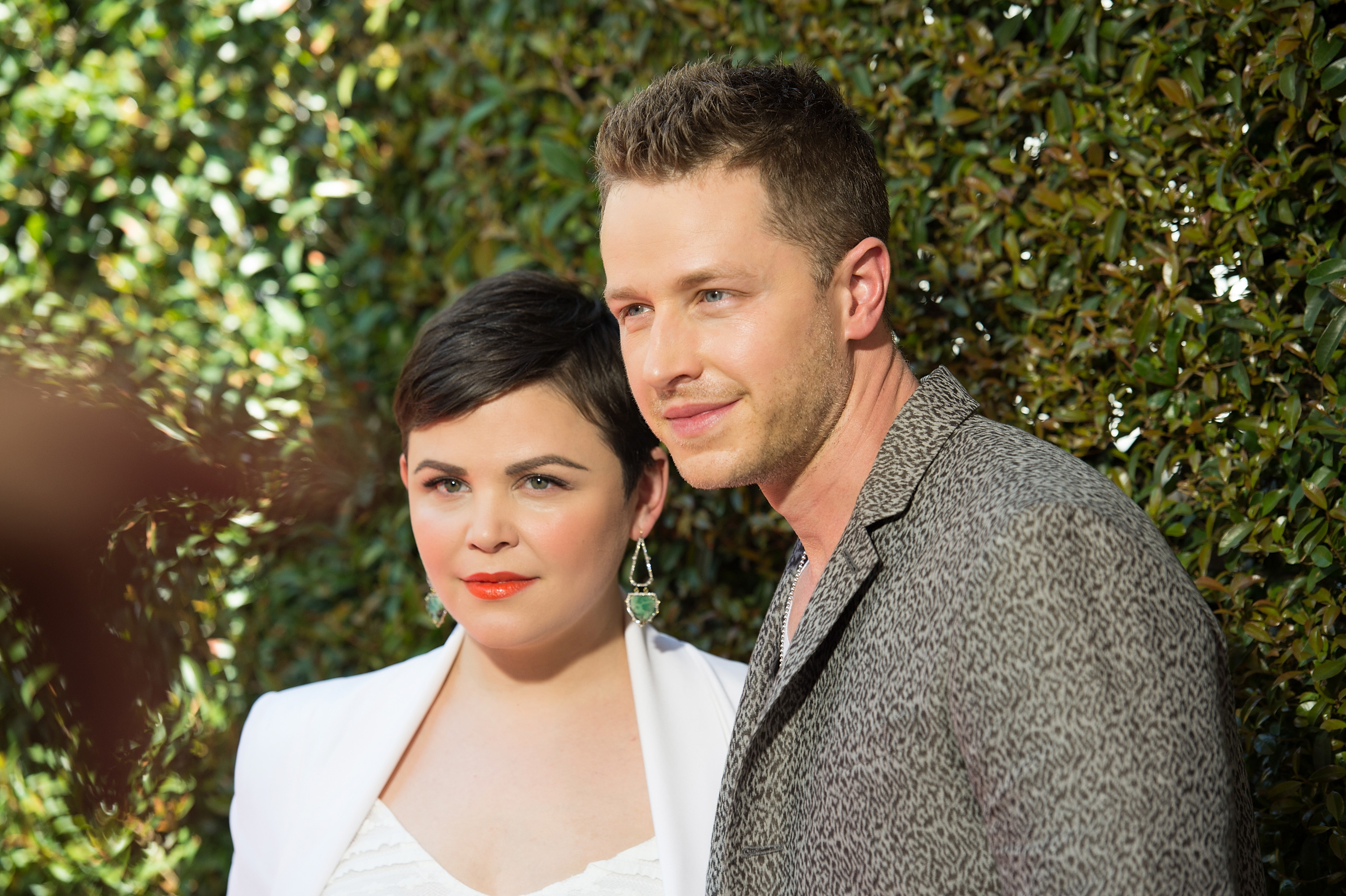 """Josh Dallas describes falling in love with Ginnifer Goodwin as """"magical,"""" our hearts burst"""