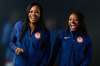 The U.S. women's Olympic gymnastics team is already slaying in Rio, and we are so here for it