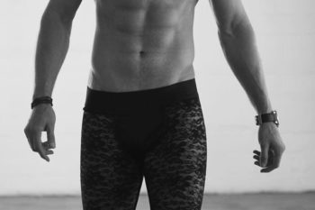 It's about time: There's now a line of lacy men's lingerie
