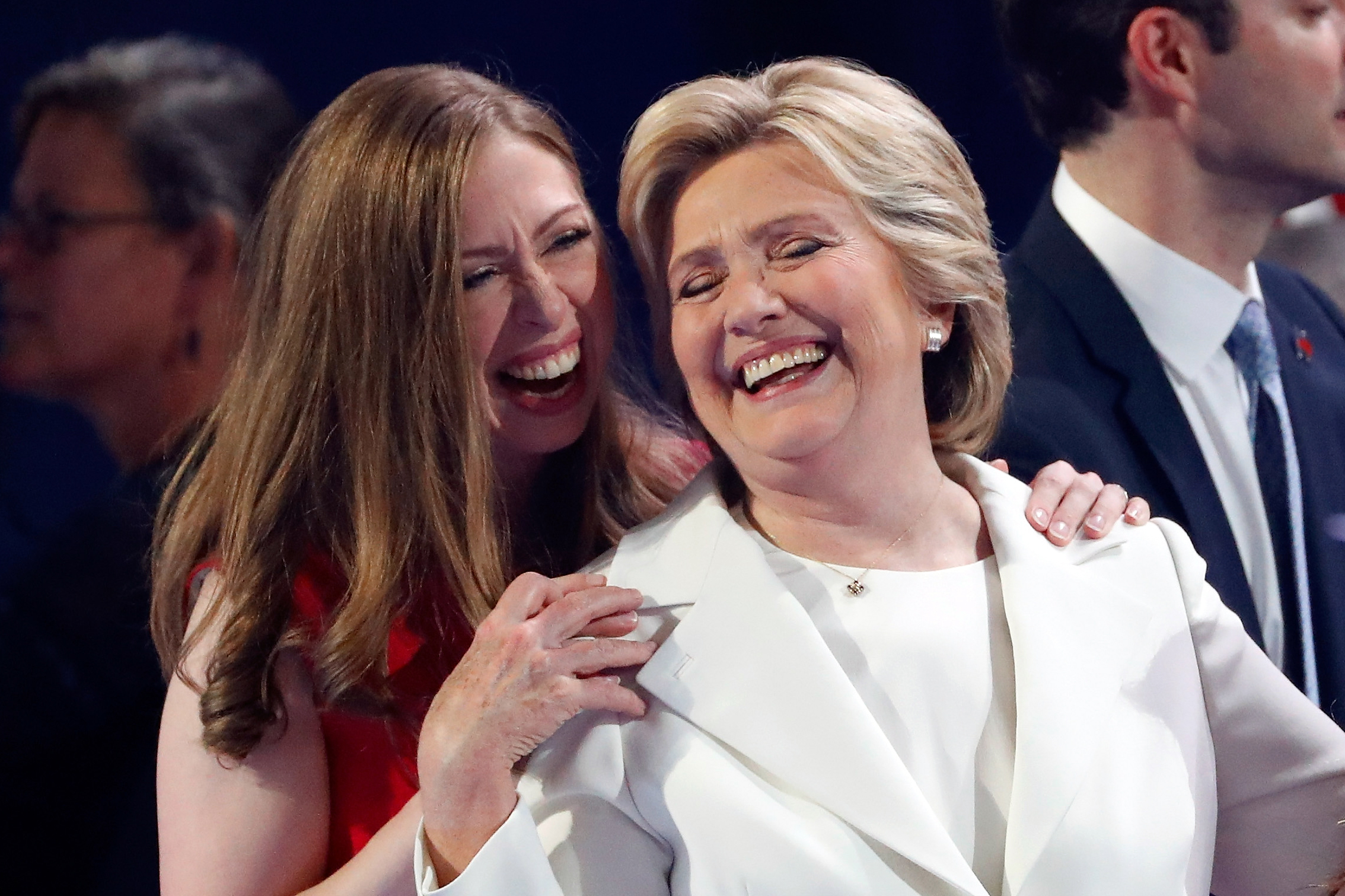 Chelsea Clinton's Twitter is filled with educational and empowering gold these days