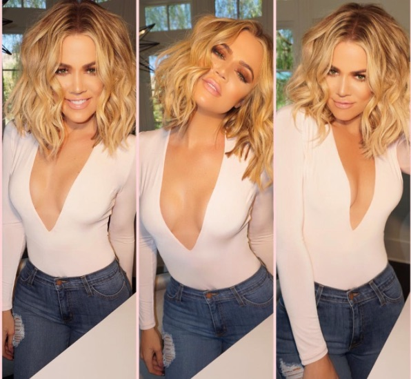 "We're applauding Khloé Kardashian's badass response to being called ""scary skinny"""