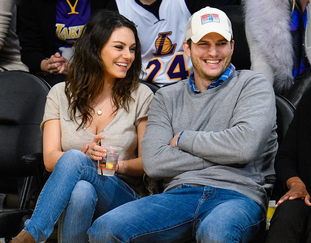 This is why Mila Kunis doesn't tell Ashton Kutcher about her sex scenes